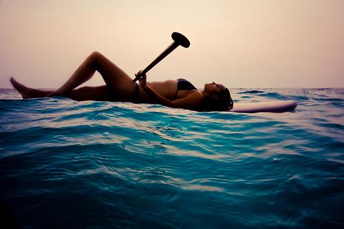 Paddleboarding Revelstoke